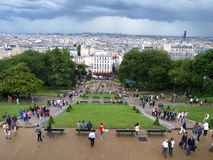 París Montmatre Imágenes de archivo libres de regalías