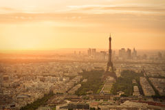 París - torre Eiffel Imagen de archivo