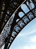 París - torre Eiffel Imagenes de archivo