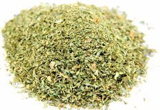 Parsley Flakes Stock Image