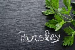 Parsley Stock Photos