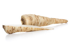 Parsley root Stock Photography