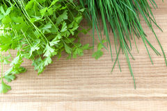 Parsley Royalty Free Stock Photography
