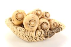 Parsnip Royalty Free Stock Photos