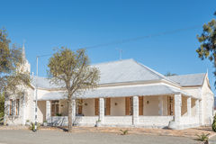 Parsonage of the Dutch Reformed Church in Vosburg Royalty Free Stock Photography