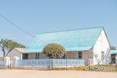 Parsonage of the United Reformed Church in Concordia Stock Photography