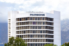 Parsons Corporation Corporate Headquarters Royalty Free Stock Image