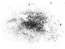 partículas fotografia de stock