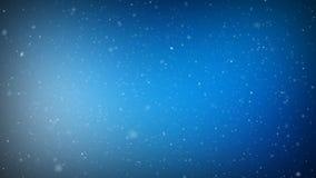 partículas Partículas orgânicas de flutuação naturais no fundo bonito Partículas de brilho com Bokeh Movimento lento filme