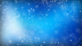 partículas Partículas orgânicas de flutuação naturais no fundo bonito Partículas de brilho com Bokeh Movimento lento video estoque