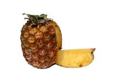 Part 2 d'ananas Photographie stock libre de droits