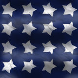 Part of american flag Royalty Free Stock Image