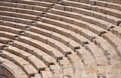 Part of An Amphitheater Royalty Free Stock Photography