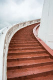 Part of an ancient staircase Royalty Free Stock Photo