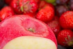 Part of apple Stock Photos