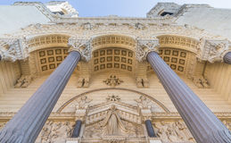 Part of basilica Stock Image