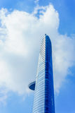 Part of Bitexco tower Stock Image