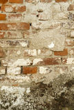Part of the brick wall Stock Photo