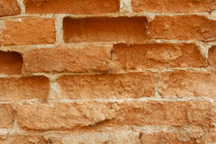 Part of the brick wall Royalty Free Stock Photography
