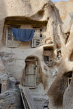 Part of Candovan. Small part of old village Candovan in Iran Royalty Free Stock Photography