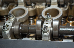 Part of a car engine Stock Photography