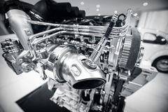 Part of car's engine Royalty Free Stock Images