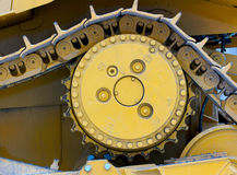 Part of caterpillar Royalty Free Stock Images