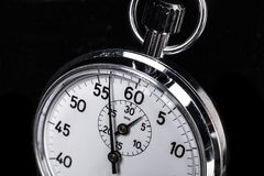 Part of Chronometer Stock Photography