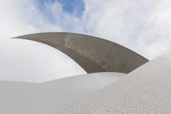 Part of Concert Hall Calatrava Stock Photography