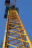 Part of construction crane Stock Images