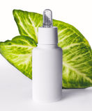 Part of the cosmetic product Royalty Free Stock Image