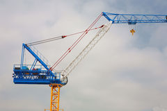 Part of crane Royalty Free Stock Photography