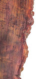Part of cut section old wood Royalty Free Stock Photography