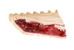 Part d'isolement de secteur de fraise Image stock