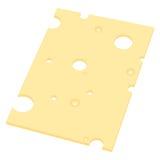 Part de fromage Images stock