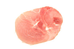 Part de jambon Image stock