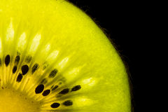 Part de kiwi Image libre de droits