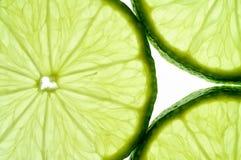 Part de limette (horizontale) Image libre de droits