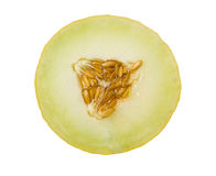 Part de melon Image stock
