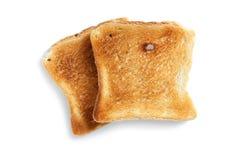 Part de pain grillé Photo libre de droits