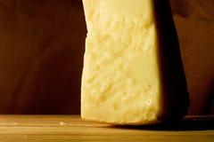 Part de parmesan Image libre de droits