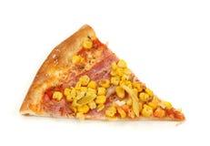 Part de pizza Photos stock