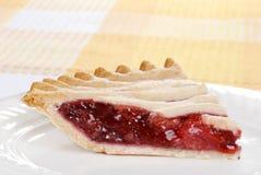 Part de secteur de fraise Image libre de droits