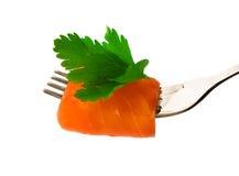 Part des saumons photographie stock libre de droits