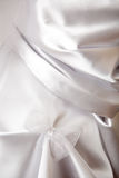 Part of a dress Stock Image