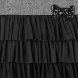Part of dress texture Royalty Free Stock Photography