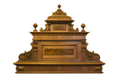 Part of empire style furniture Royalty Free Stock Image