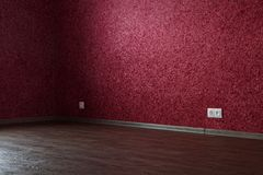 Part of empty room Royalty Free Stock Photos