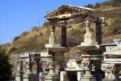 Part of Ephesus Stock Images
