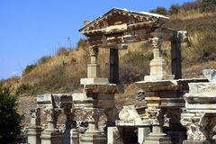 Part of Ephesus Stock Images